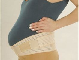 corset elastic pentru gravide