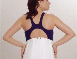 corset lumbosacral