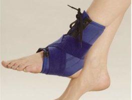 glezniera neoprencu insertie flexibila si bandaj exterior