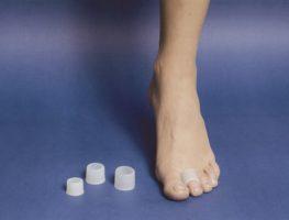 inel separator pt. degete picior